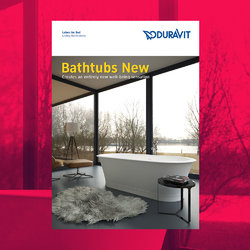 Bathtubs new 2016 Brochure and 3D Interior scenes