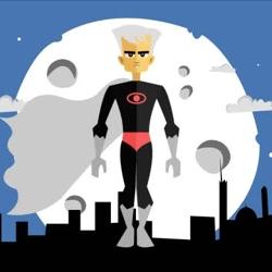 egypt super hero