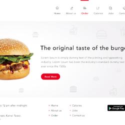 Burgerizer Web