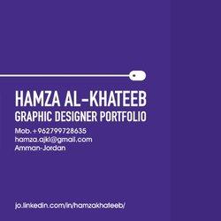 Hamza Khateeb Portfolio