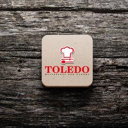 هوية بصرية مطعم توليدو