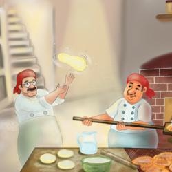 مهنة الخباز