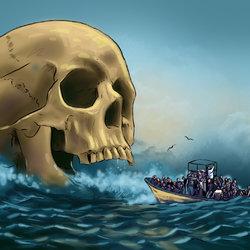 هجرة الموت