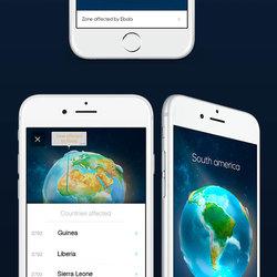 Earthy App UI Concept