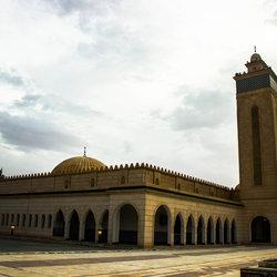"""مسجد الصحابي """" عقبة بن نافع"""""""