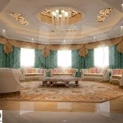 Villa - Nad Al shiba. 3d Visualizer (freelancer) - UAE,Dubai.
