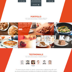 power multi purpose psd template