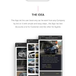 Rent Cars App