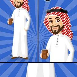 اللباس العربي