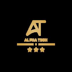Alpha Tech - LOGO + COVER -