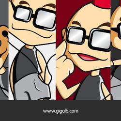 GIGAlb Persona