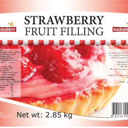 Backaldrin Fruit Fillings