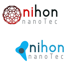 Nano tecnology logo Nihon company Japan