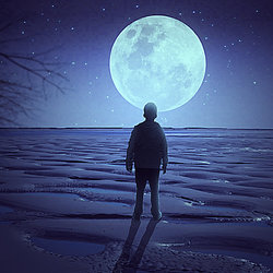 The Big Moon-القمر الكبير