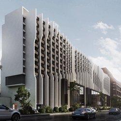 مبنى سكني في الجزائر
