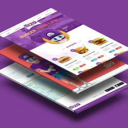 تصميم - موقع إلكتروني وتطبيق ويب - ميزا تيكاواي.
