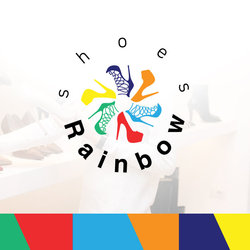 Logo Rainbow Design