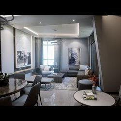Apartment in Damascus Syria Realistic Real-time architecture