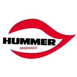 تصميم شعار مطعم hummer