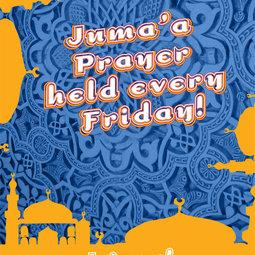 Juma'a Prayer Poster