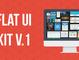 Flat UI Kit v.1