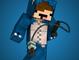 3D Cubed Character Design