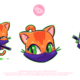 NGames Ninja Cat Mascot