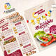 Food Menu Flyer - Ramadan