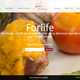 Forlife Plan Website Design