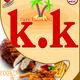 K.K Palm Oil Brand