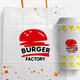 Burger Factory - Logo