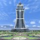Design of a business tower in el mohhamadia Algiers