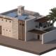بيوت بالطراز السيوي مشروع (( دار ))