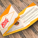 Trifold Flyer For Red rose company