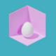بيضة.