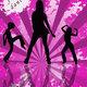 غلاف مجالة او  اعلان عن مركز الــ female dancing