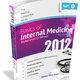 تصميم غلاف كتاب طبي منهجي بعنوان Basics of Internal Medicine