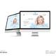 Hamade website design