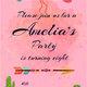invitation birth day party