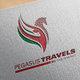 Pegasus Travels (Logo Design)
