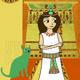 بنت فرعونية