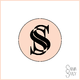 Salma Saady Make Up Artist Branding Logo