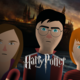 Harry potter .. Flat design