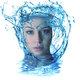 water portrait