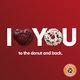 Donut Factory Valentine's greeting