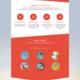 تصميم نموذج لشركة تصميم مواقع
