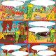 illustration comic story
