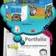 My Profile Mobile App. -- عينات من أعمالي -- Designing & Developing