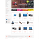 تطوير موقع حمزة السيد للأجهزة الإلكترونية