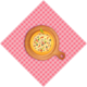 Pizza by illustrator